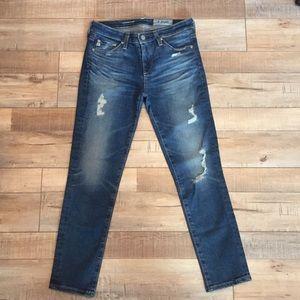 AG Jeans Prima Crop